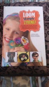 Loom Magic Xtreme! Craft book extreme by John Mccann.25 projects