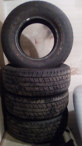 Good tires barely used $400 firm