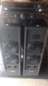 receiver & speaker
