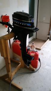 Mercury 4.5 hp outboard motor