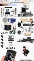 Security camera for your residential and commercial