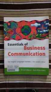 Essentials of Business Communication  West Island Greater Montréal image 1