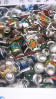 Looking for POP CANS/BEER CANS