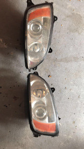 Headlights for Kenworth T660