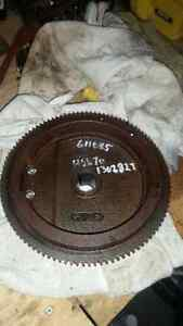Flywheel with ringgear for 7 hp tecumseh Strathcona County Edmonton Area image 1