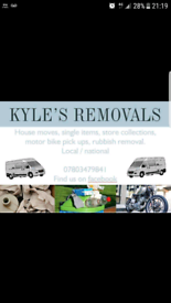 Rubbish removal only at moment. FULLY LICENCED