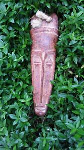 Tribal Mask Face Wall Hanging Art Patio Garden decor