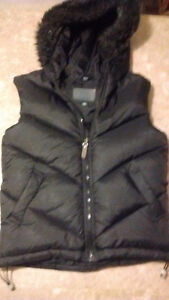 Steve Madden hooded vest