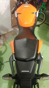 2012 CBR 125