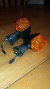 2003 Ninja ZX6R  Front Turn signals