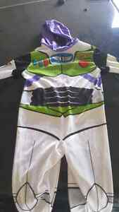Buzz lightyear Halloween costume size 4