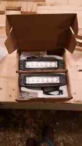 "7"" flush mount Led lights"