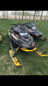 Great sled been sitting for 2 years