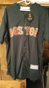 Brand new with tags Authentic Boston Red Sox baseball jerseys