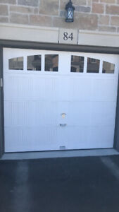 Beautiful single garage doors