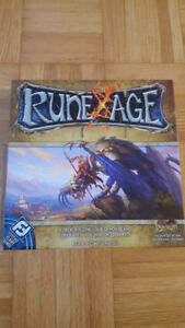 Rune Age (version anglaise) | Rune Age deck building game