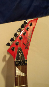 Looking to trade my Jackson demmelition king v