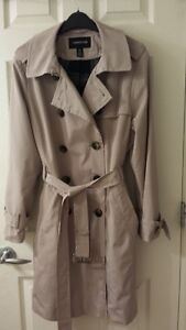 Brand New London Fog Trench with detachable warm lining $85