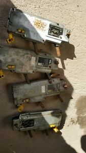 4 tirfor cable pullers