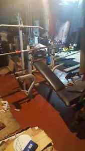 Home gym. Free delivery.