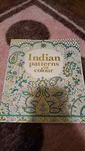 Usborne Indian patterns to colour (New)