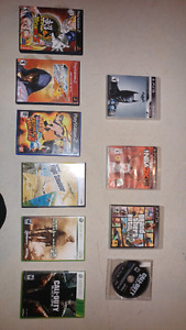Selling PS3, Xbox 360, PC, and PS2 games