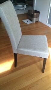 Looking for 2 kitchen table chairs