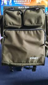 Fox fishing bag
