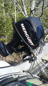 2012 Mercury 20 hp 4 stroke