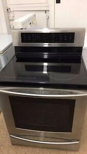 ECONOPLUS OTTAWA SUPER SPECIAL SAMSUNG STAINLESS INDUCTION  STOVE 999 $  TX INCLUDED