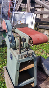 King commercial planer