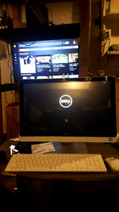 Selling a Dell all in one touch screen/wireless