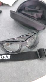 Bertoni polerized MTB glassed