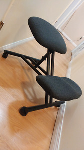 Lightly used posture chairs