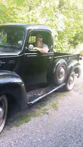 Old  46 truck