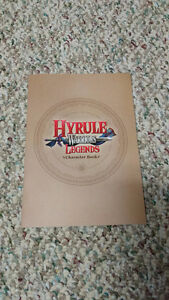Hyrule Warriors Legends Character Book