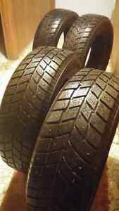 studded winter tires 205 65 R15