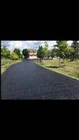 recycled asphalt driveways