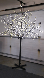 Costco 7 foot Lighted Blossom Tree