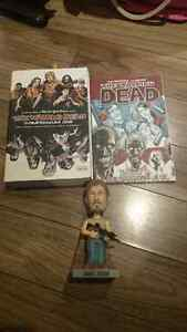 Walking Dead Compendium, First Issue, Bobble Head