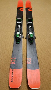 Rossignol Super 7 w Marker F12 AT Binding