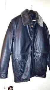 leather jacket Stratford Kitchener Area image 2