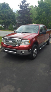 2007 Ford F150 ***Low kms Only 120k / Custom 3 screens***