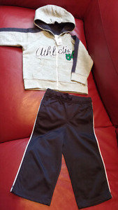 Brand New 18-24 month sweatsuit $10 takes