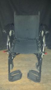 Maple Leaf Manual Wheelchair