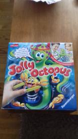 Jolly octopus game