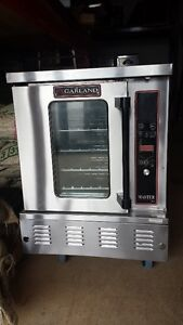 Convection Oven, Garland Natural Gas,  Full Size or Half Size