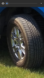 Goodyear Wranglers HT Fortitude