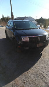 2008 Lincoln MKX Limited SUV, Crossover