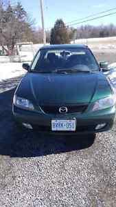 2002 Mazda Protegé For Sale
